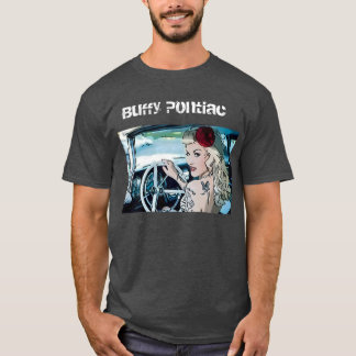 Buffy Pontiac Men's Basic T T-Shirt