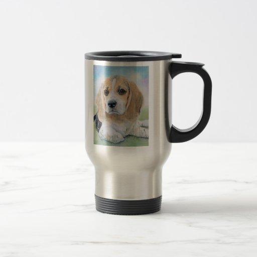 Buffy the Beagle Mug
