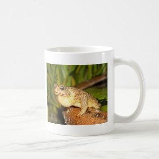 bufo the frog coffee mug