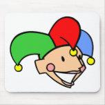 Bufón de la corte tapetes de raton