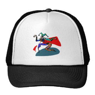 Bufón del payaso gorras de camionero
