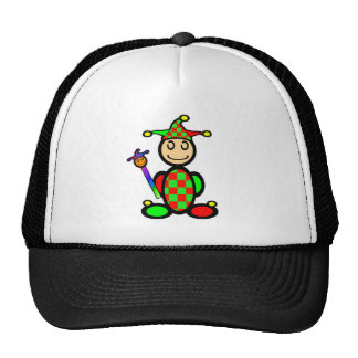 Bufón (llano) gorra