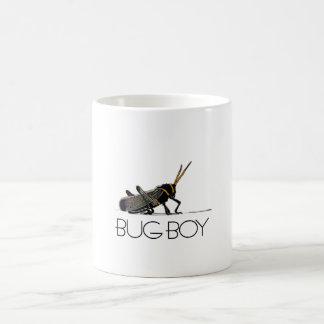 Bug Boy Bones TV Show Mug
