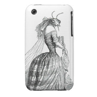 Bug Bustle iPhone 3 Cover