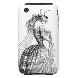 Bug Bustle iPhone 3 Tough Cover