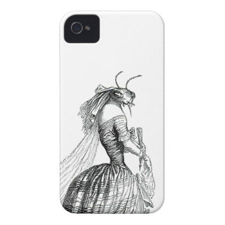 Bug Bustle iPhone 4 Cover