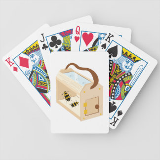 Bug Carrier Bicycle Playing Cards