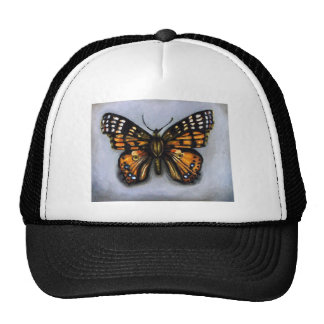 Bug Collection-Painted Lady Butterfly Trucker Hat