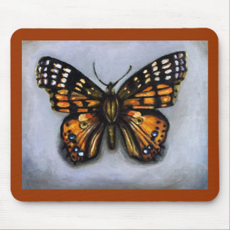 Bug Collection-Painted Lady Butterfly Mouse Pad