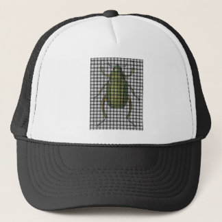 Bug Collection - Weave Beetle Trucker Hat