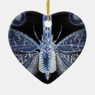 Bug Collection - X-ray Bug Ceramic Ornament