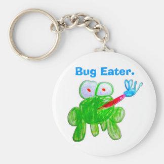 Bug Eater. Keychain