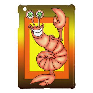 Bug Eye Lobster iPad Mini Case