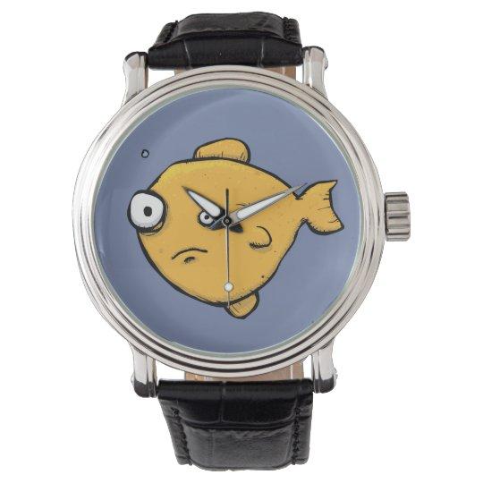 Bug Eyed Goldfish Watch