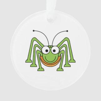 Bug Eyed Grasshopper Cartoon