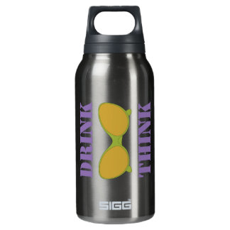 Bug Eyed Insulated Water Bottle