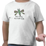 Bug Eyed Look Butterfly T-shirt