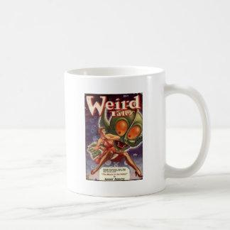 Bug-eyed Monster Coffee Mug