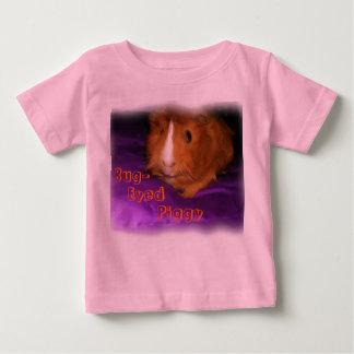Bug-Eyed Piggy Guinea Pig Shirts