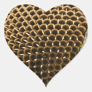 Bug-Eyed Heart Sticker