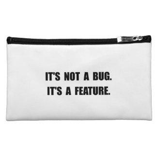 Bug Feature Makeup Bag