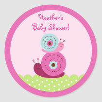 Bug Garden Cupcake Toppers Stickers