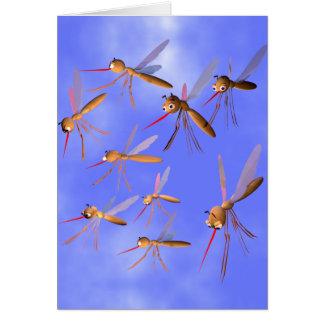 Bug Hunt Card