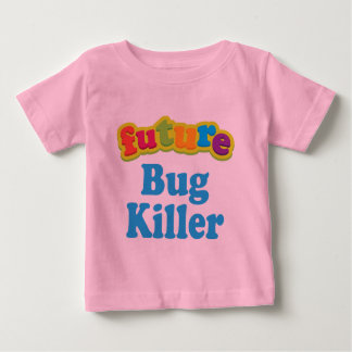 Bug Killer (Future) For Child T-shirts