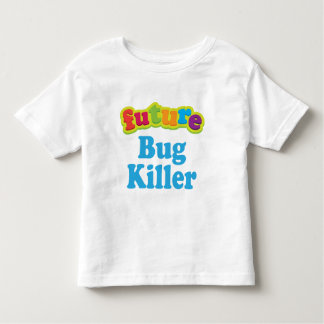 Bug Killer (Future) For Child Tee Shirt