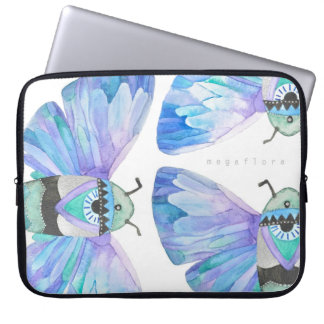 BUG Laptop Sleeve By Megaflora