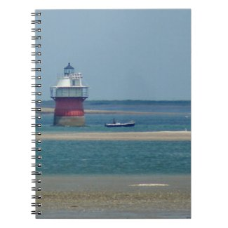 Bug Light Plymouth Notebook