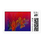 Bug love stamps