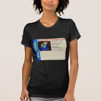 Bug Mars Visa Tee Shirts