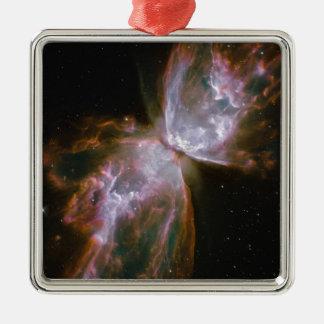 Bug Nebula, Butterfly Nebula, NGC 2346 Metal Ornament