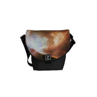 Bug Nebula Courier Bag