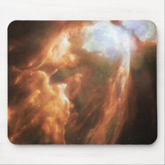 Bug Nebula in space Mousepads