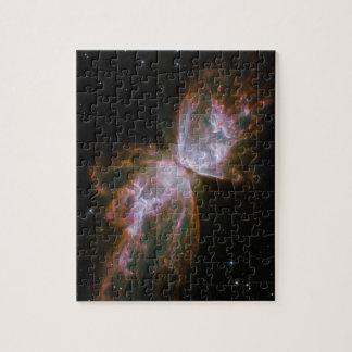 Bug Nebula NGC 6302, in Scorpius Jigsaw Puzzle