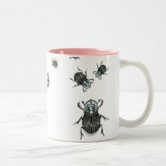 Bug No. 3 Two-Tone Coffee Mug