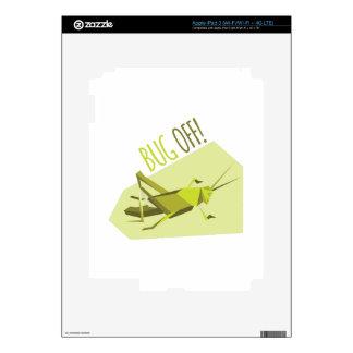 Bug Off! Skin For iPad 3