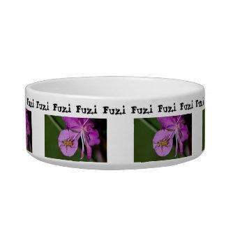 Bug on Fireweed; Customizable Bowl