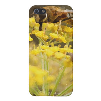 Bug on Flower iPhone 5 Cases