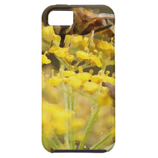 Bug on Flower iPhone 5 Cover