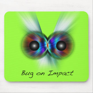 Bug on Impact Mouse Pad