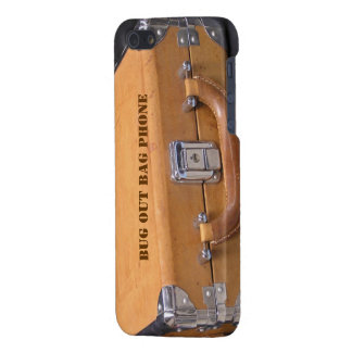 Bug Out Bag Phone-iphone case