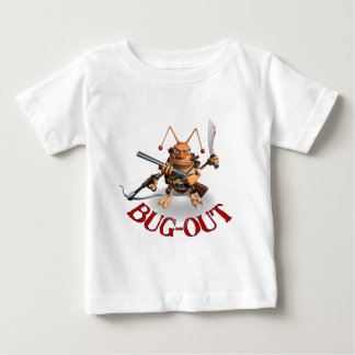 Bug-Out Cockroach style. Baby T-Shirt