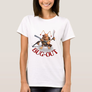 Bug-Out Cockroach style. T-Shirt
