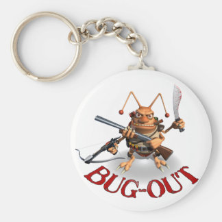 Bug-Out Keychain