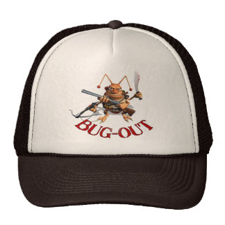 Bug-Out Trucker Hat