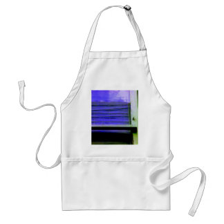 Bug Outside Window Adult Apron