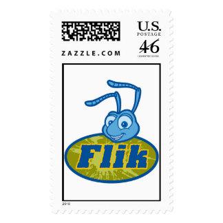 Bug s Life Flik smiling Disney Stamps